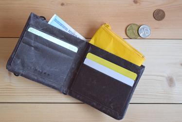 new arrival 1134f aac35 [SIWA 紙和]2つ折り財布