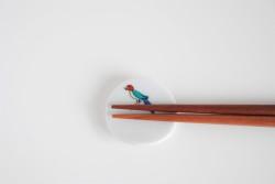 小鳥の箸置 A